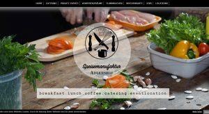 Webseite erstellt für Speisemanufaktur Adlershof