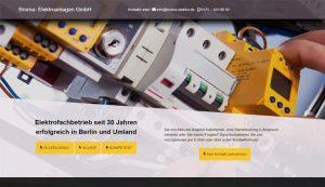 Website Broma Elektro
